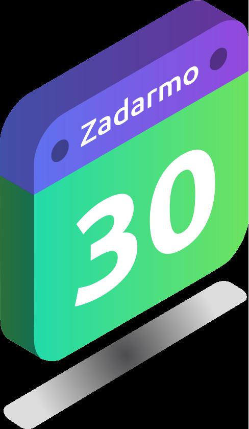 Evolučné web stránky - 30 dní zdarma na vyskúšanie